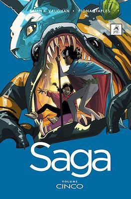 Saga (Capa dura 152 pp) #5