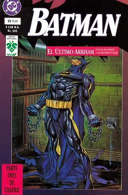 Batman (1987-2002) (Grapa) #202