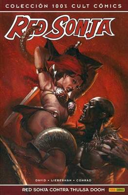 100% Cult Comics: Red Sonja (Rústica 92-168 pp) #1