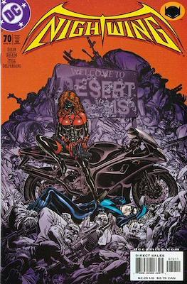 Nightwing Vol. 2 (1996) (Saddle-stitched) #70
