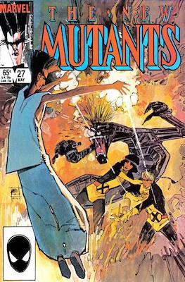 The New Mutants (Comic Book) #27