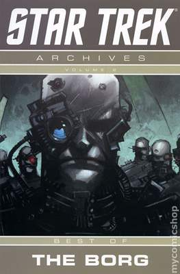Star Trek Archives (Trade Paperback) #2
