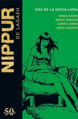Nippur de Lagash. 50 Aniversario (Cartoné 90 pp) #38