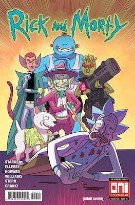 Rick and Morty (Grapa) #42