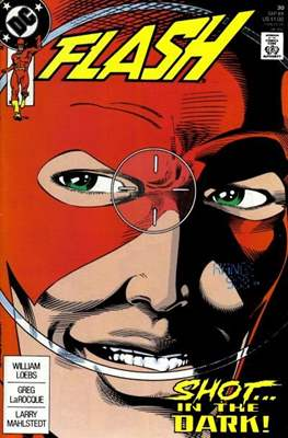 The Flash Vol. 2 (1987-2006) (Comic Book) #30