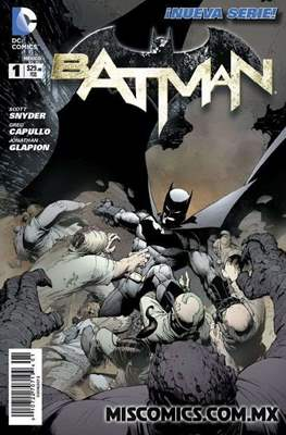 Batman (2012-2017) (Grapa) #1