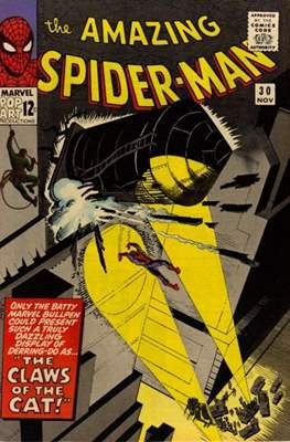 The Amazing Spider-Man Vol. 1 (1963-2007) (Comic-book) #30