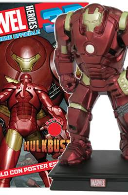 Marvel Héroes 3D: Especiales - Colección Oficial #3