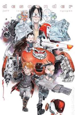 Descender (Variant Covers) (Grapa) #28