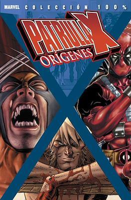 Patrulla-X. Orígenes. 100% Marvel (2011) (Rústica) #3