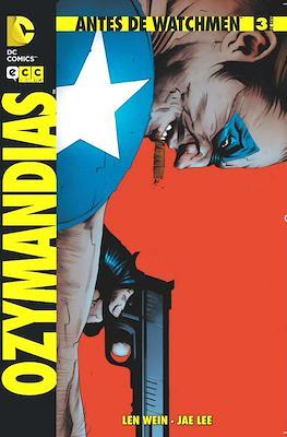Antes de Watchmen: Ozymandias (Grapa) #3