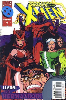 Profesor Xavier y los X-Men (Grapa. 17x26. 24 páginas. Color.) #4
