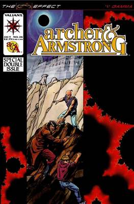 Archer & Armstrong (Comic-book) #26
