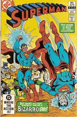 Superman Vol. 1 / Adventures of Superman Vol. 1 (1939-2011) (Comic Book) #379