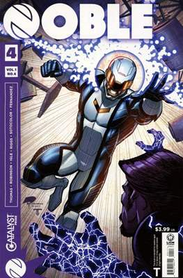 Noble (Comic book) #4