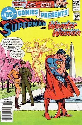 DC Comics Presents: Superman (Grapa) #32