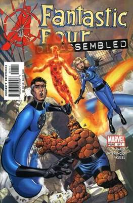Fantastic Four Vol. 3 (Comic Book) #517
