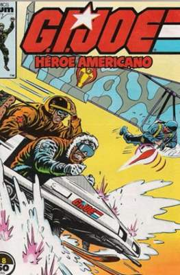 Comando G.I.Joe (Grapa. 19x27. 32 páginas. Color.) #8