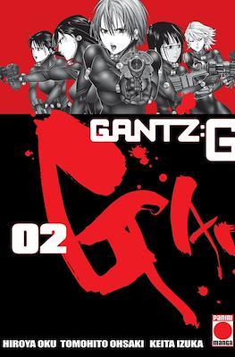 Gantz:G (Rústica con sobrecubierta) #2
