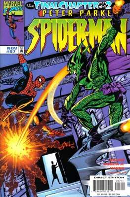 Spider-Man (Vol. 1 1990-2000) (Comic Book) #97