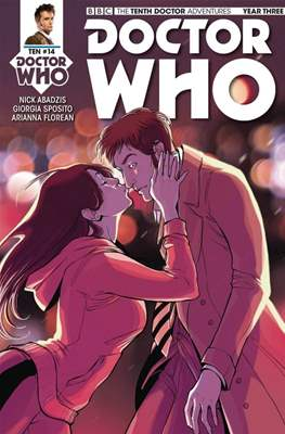 Doctor Who: The Tenth Doctor Adventures Year Three (Comic Book) #14