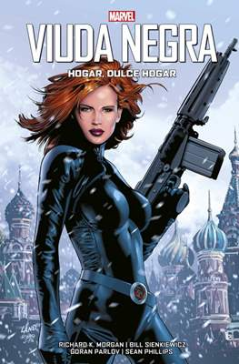 Viuda Negra: Hogar, Dulce Hogar - 100% Marvel HC