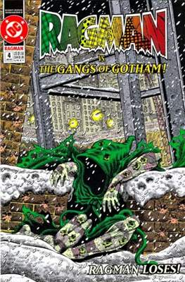 Ragman Vol. 2 (1991-1992) (Comic-book.) #4