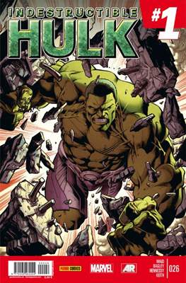 El Increíble Hulk Vol. 2 / Indestructible Hulk / El Alucinante Hulk / El Inmortal Hulk (2012-) (Comic Book) #26
