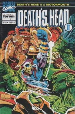 Death's Head II / Motormouth (1993-1994) #11