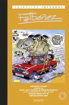 Colección Integral F.Ibáñez (Cartoné 200 pp) #59