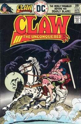 Claw the Unconquered Vol 1 #6