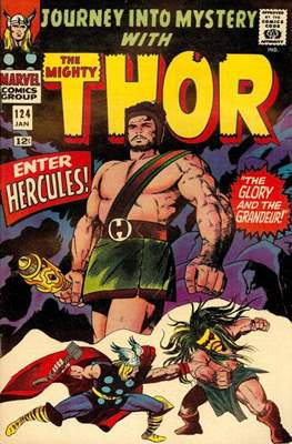 Journey into Mystery / Thor Vol 1 (Comic Book) #124