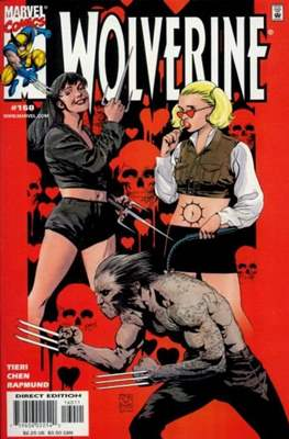 Wolverine (1988-2003) (Comic Book) #160