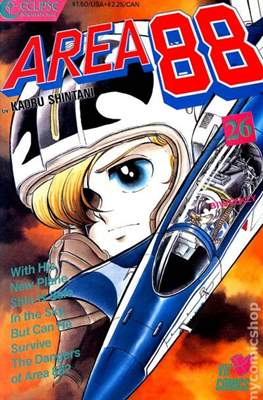 Area 88 (Softcover) #26