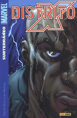 Distrito X (2006-2007) (Rústica) #2