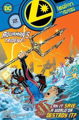Legion Of Super-Heroes Vol. 8 (2019-) (Comic Book 32 pp) #2