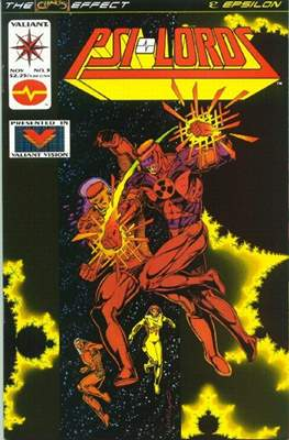 Psi-Lords Vol.1 (Comic Book) #3