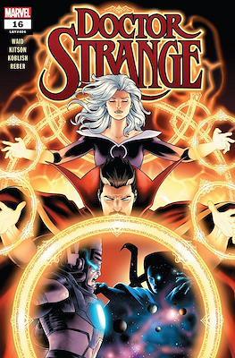 Doctor Strange (Vol. 5 2018-) (Comic book) #16