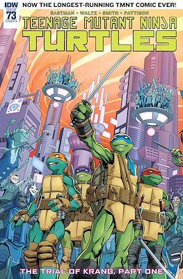 Teenage Mutant Ninja Turtles (2011-...) #73