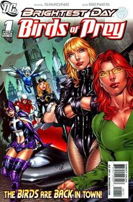 Birds of Prey Vol. 2 (2010-2011)