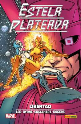 Estela Plateada. 100% Marvel HC (Cartoné 240-200 pp) #1