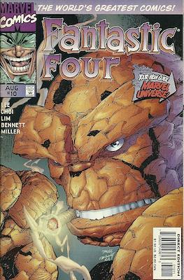 Fantastic Four Vol. 2 (Comic Book) #10