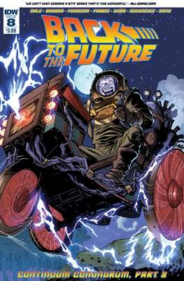 Back to the Future (Comic-book) #8