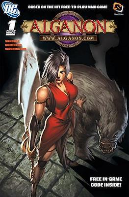Alganon (Digital) #1