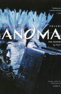The Annotated Sandman (Hardcover 560-616-520 pp) #4