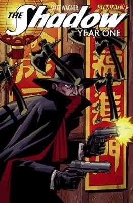 The Shadow Year One (Comic-book) #9