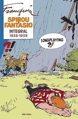 Spirou y Fantasio - Integral (Cartoné 224-264 pp) #6