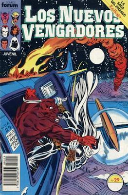 Los Nuevos Vengadores Vol. 1 (1987-1994) (Grapa 32 pp) #29