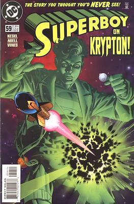 Superboy Vol. 4 (Grapa) #59