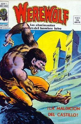 El Hombre Lobo / Werewolf (1974-1976) (Rústica 40 pp) #11